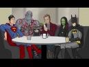 Я Бэтмен! vs Я есть Грут