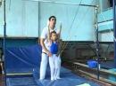 Спортивная гимнастика 3 юн  5 лет тренер Билык Г А