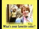 Real English® 4 - Subtitled - What's your favorite color/colour? - CC Double