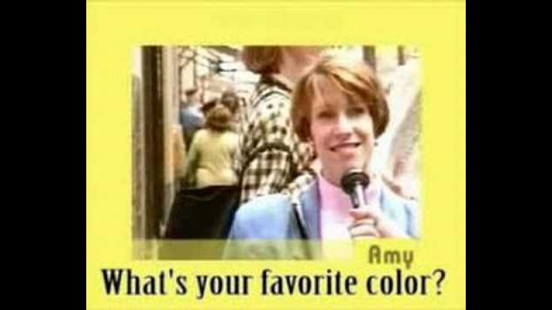 Real English® 4 - Subtitled - Whats your favorite colorcolour - CC Double