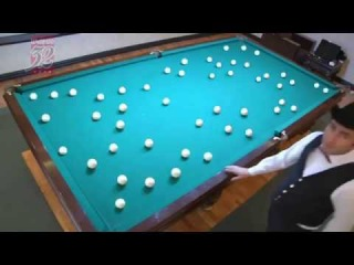 Karen Babajanyan - Master of Billiard - Tricks - 32 Atam - 32 Ատամ