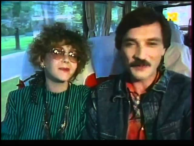 Александр Тиханович и Ядвига Поплавская Счастливый случай 1988