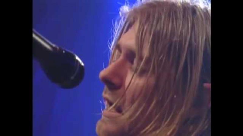 Nirvana Where did you sleep last night unplugged HQ VERSION