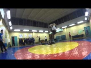 Mindiyarov Anur| week training