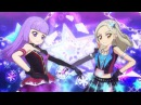 HDAikatsu! -「Tutu・Ballerina」Episode 131 アイカツ Ep 131 氷上 スミレ 黒沢凛