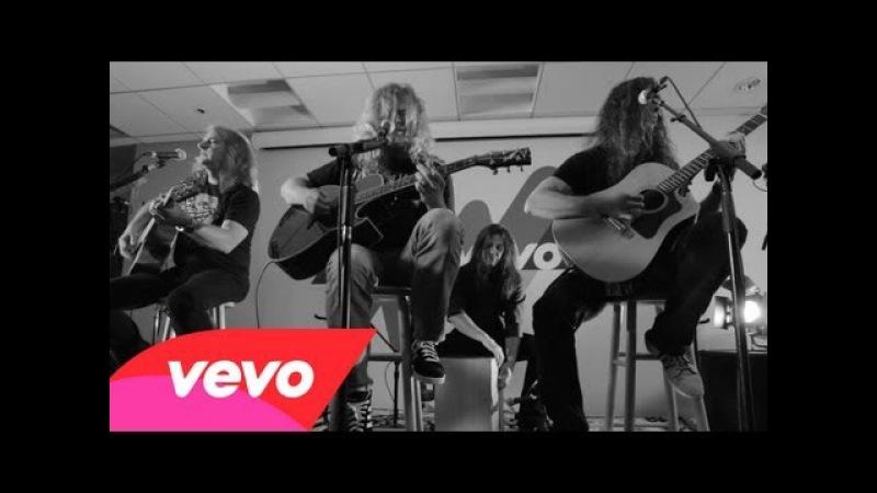 Megadeth Symphony of Destruction VEVO Presents