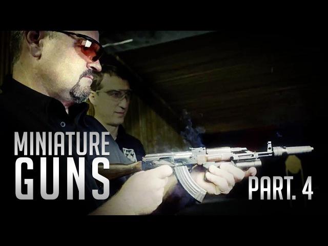 Miniature Guns that Actually Shoot