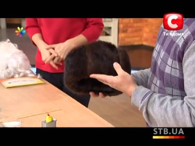 Как почистить зимние головные уборы Все буде добре Выпуск 94 11 12 2012 Все будет хорошо