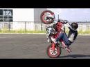 How to Do Coaster Wheelie on Motorcycle