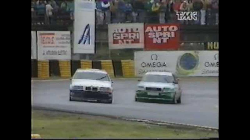 1994 Italian Supertouring championship, Varano racetrack, part 5.