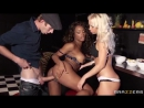 Kiki Minaj and Carla Cox Squirters Juice Bar