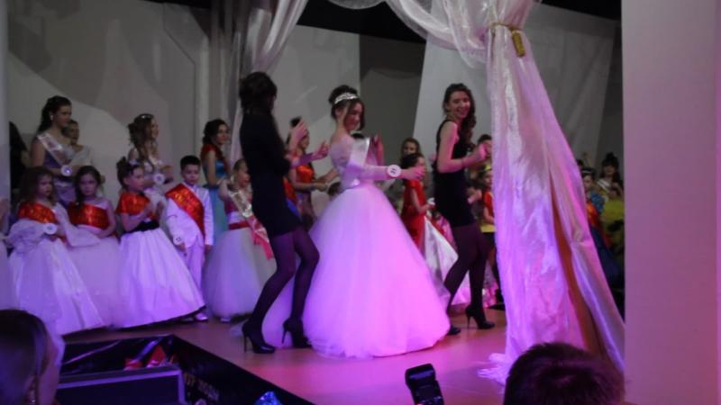 Танец Королевы бала *