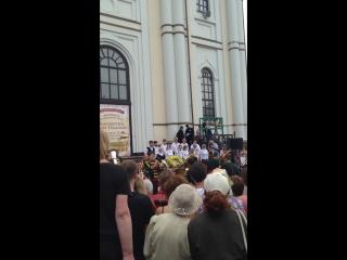 12 июля 2015 Фестиваль колокольного звона в Екатеринбурге