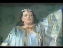 Montserrat Caballe Mirrors Scene Thais