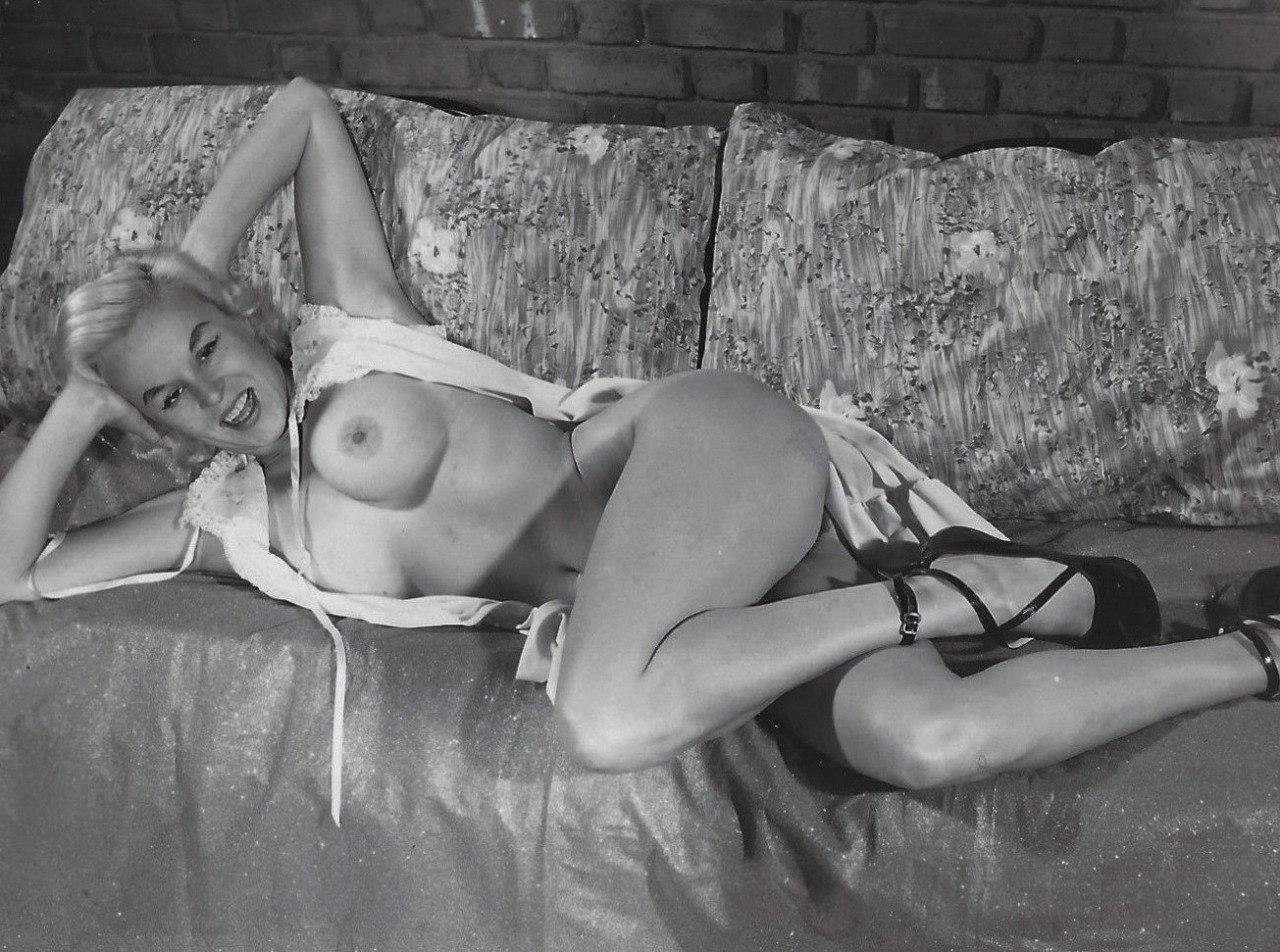 частные эротические ретро фото