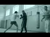 Тренировка Kazakh Union Бауыржан Абишев