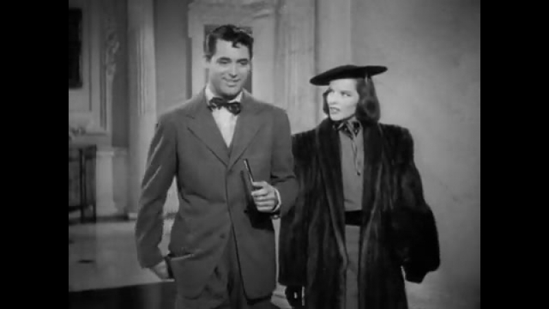 Vivir para gozar (Cukor, 1938)