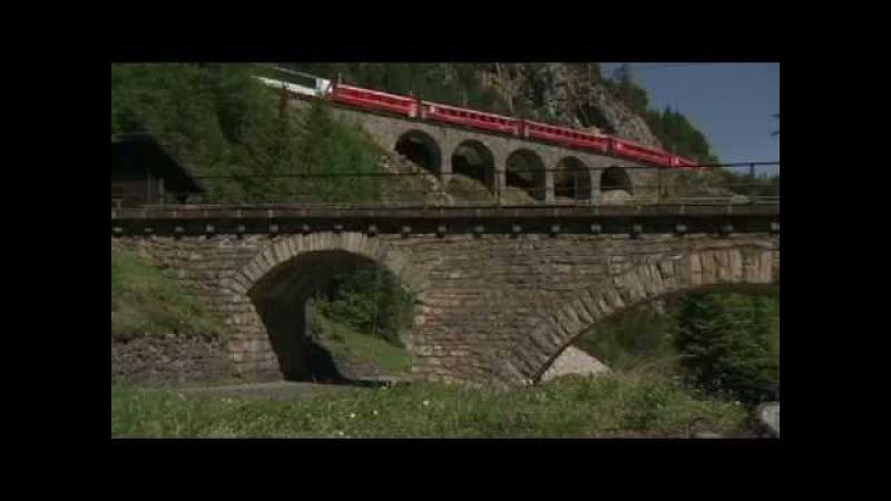 Швейцария. Золотой глобус - 75