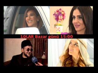 10LAR Bazar gunu 15:00 ATV Onlar 26 Aprel 2015 Anons