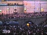 ПОЛИТИЧЕСКАЯ РЕКЛАМА (МУЗ-ТВ, ИЮНЬ 1996)