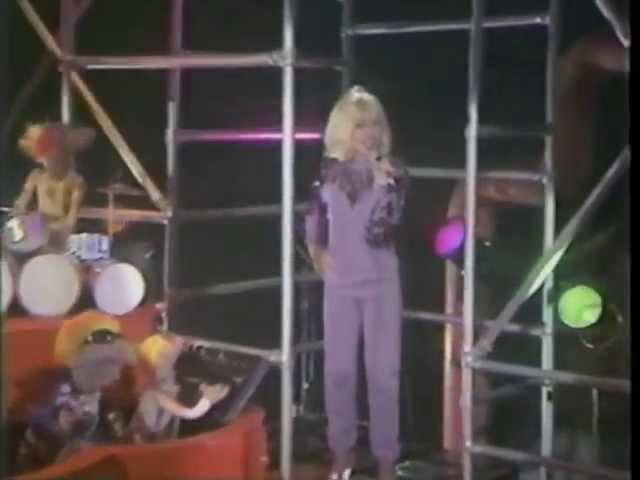 Debbie Harry The Muppet Band ~ Call Me