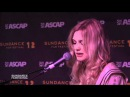 A Fine Frenzy - Riversong and Interview at Sundance ASCAP Music Café