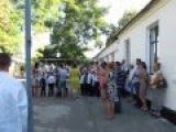 Первый звонок в школе №5 Измаил