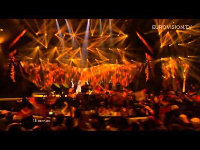 Emmelie de Forest - Only Teardrops (Denmark) - LIVE - 2013 Grand Final