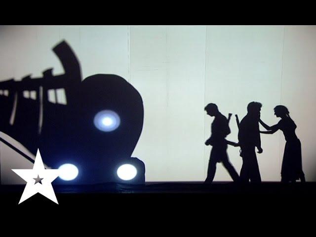 Трогательное выступление от театра теней Dreamway Україна має талант 6 Третий прямой эфир