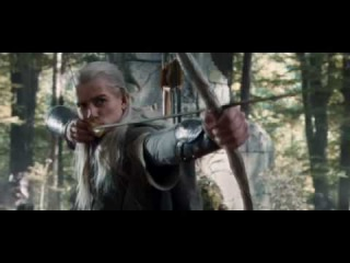 The Lord Of The Ring - Legolas (Here I Am)