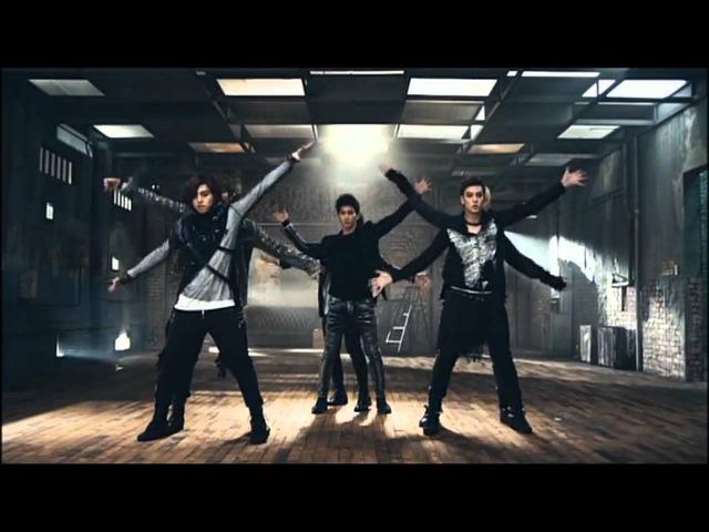 U-Kiss Alone dance version.