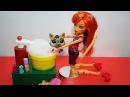 Как сделать ванну для кукол to make a bathing station for your LPS