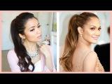 Jennifer Lopez Oscars 2015 Inspired Look Drugstore Makeup Tutorial