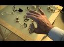 Thumb Rings - primitive archery experiments
