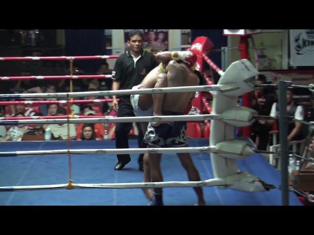 Kunchan (Tiger Muay Thai) vs Jaguar (CherngTalay Muay Thai) @ Patong Boxing Stadium 5/10/2015