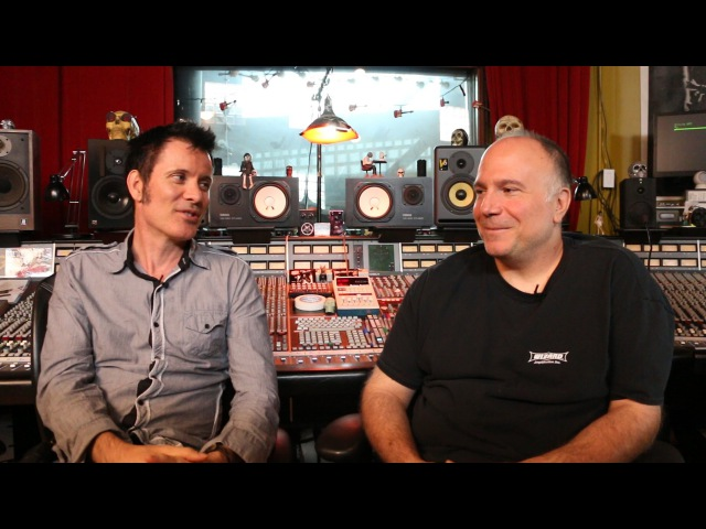 Joe Barresi Interview Studio Tour - Warren Huart Produce Like A Pro