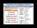 Уроки французского 50: Глаголы prendre , entendre и подобные им глаголы в настоящем времени