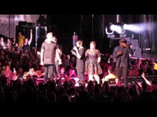 Kelly Clarkson Ft. Pentatonix - Heartbeat Song