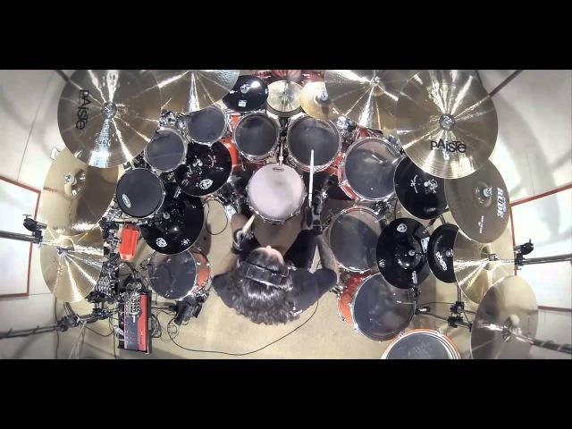 AQUILES PRIESTER el mejor baterista del mundo