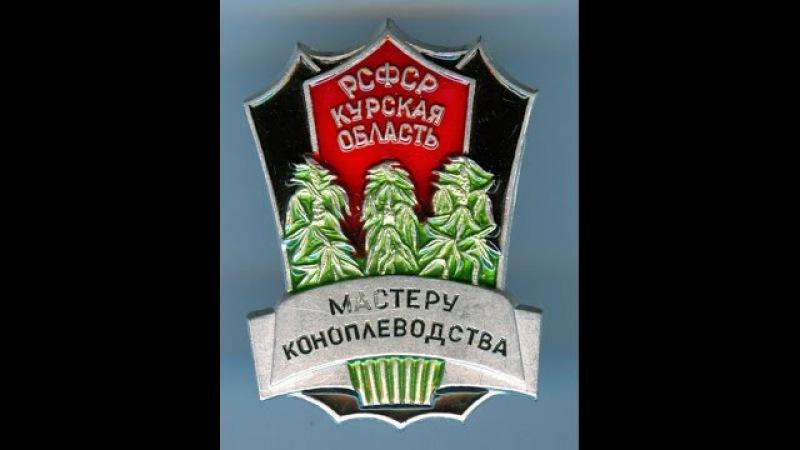 С/Х культура Конопля СССР Центрнаучфильм