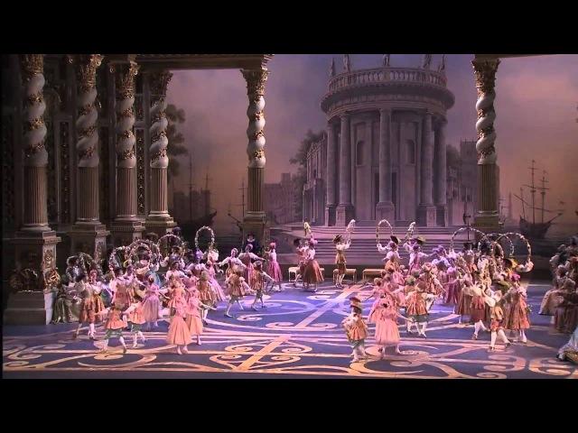 Вальс из балета Спящая красавица