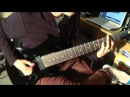 Tim Murray | Ibanez RG8 Test Clip (Metal) | HD