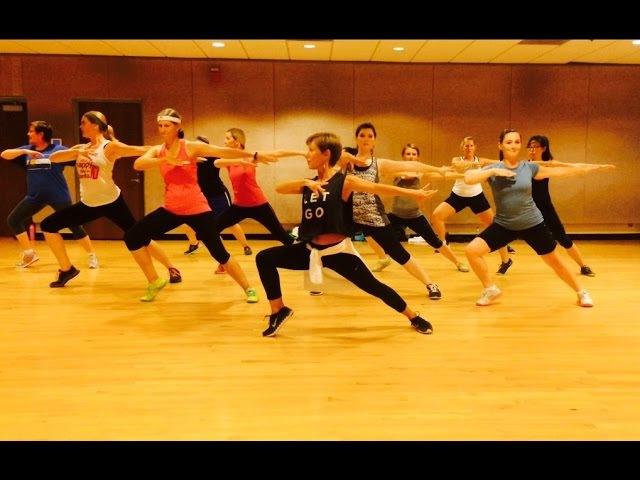 SANTA MARIA Gotan Project - Argentine Tango Dance Fitness Workout Valeo Club