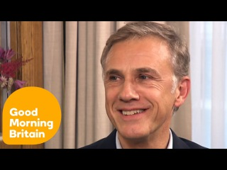 Christoph Waltz, Lea Seydoux And Monica Bellucci Talk All Things Bond | Good Morning Britain