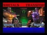 Transformers Beast Wars Transmetals Maximals gameplay