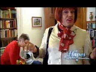 Hape Kerkeling alias Evje van Dampen - Unfrieden zu Weihnachten 2010