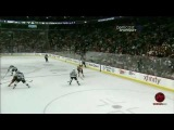 Danny Briere disallowed buzzer-beater overtime goal Against Sharks - NHL Comcast Sportsnet Feed
