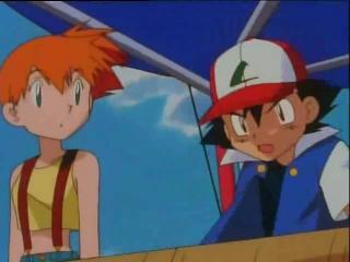 Saison 1 - Episode 21 : Un Pokémon amoureux