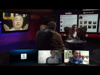 Минаев Live Вопрос от Жириновского Свете из Иваново