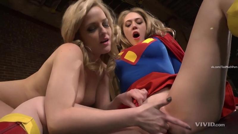 Superman vs Spiderman Parody